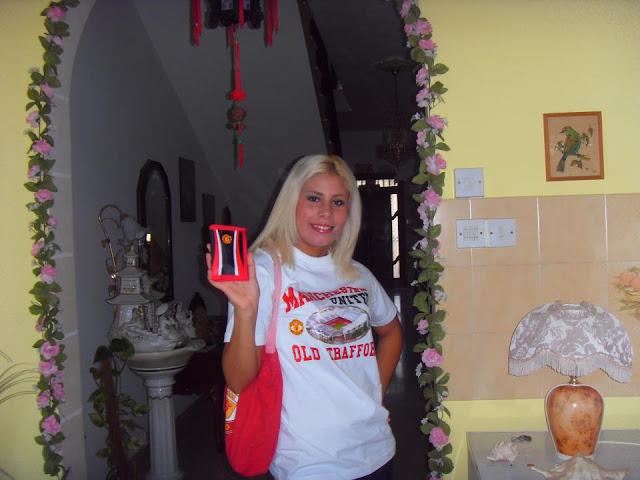 Marika Camllieri from Malta