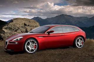 2015 Alfa Romeo 166