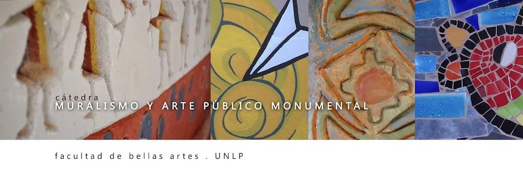 cátedra de muralismo y arte público monumental