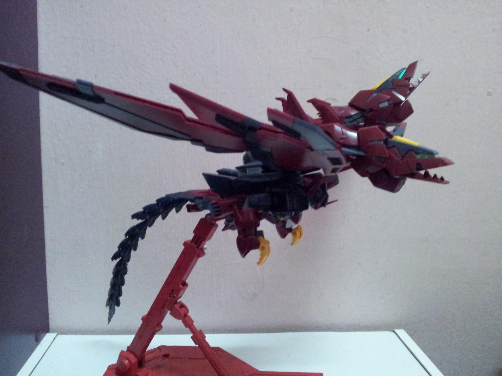 Le Creuset's Gunpla: MG OZ-13MS Epyon Gundam EW