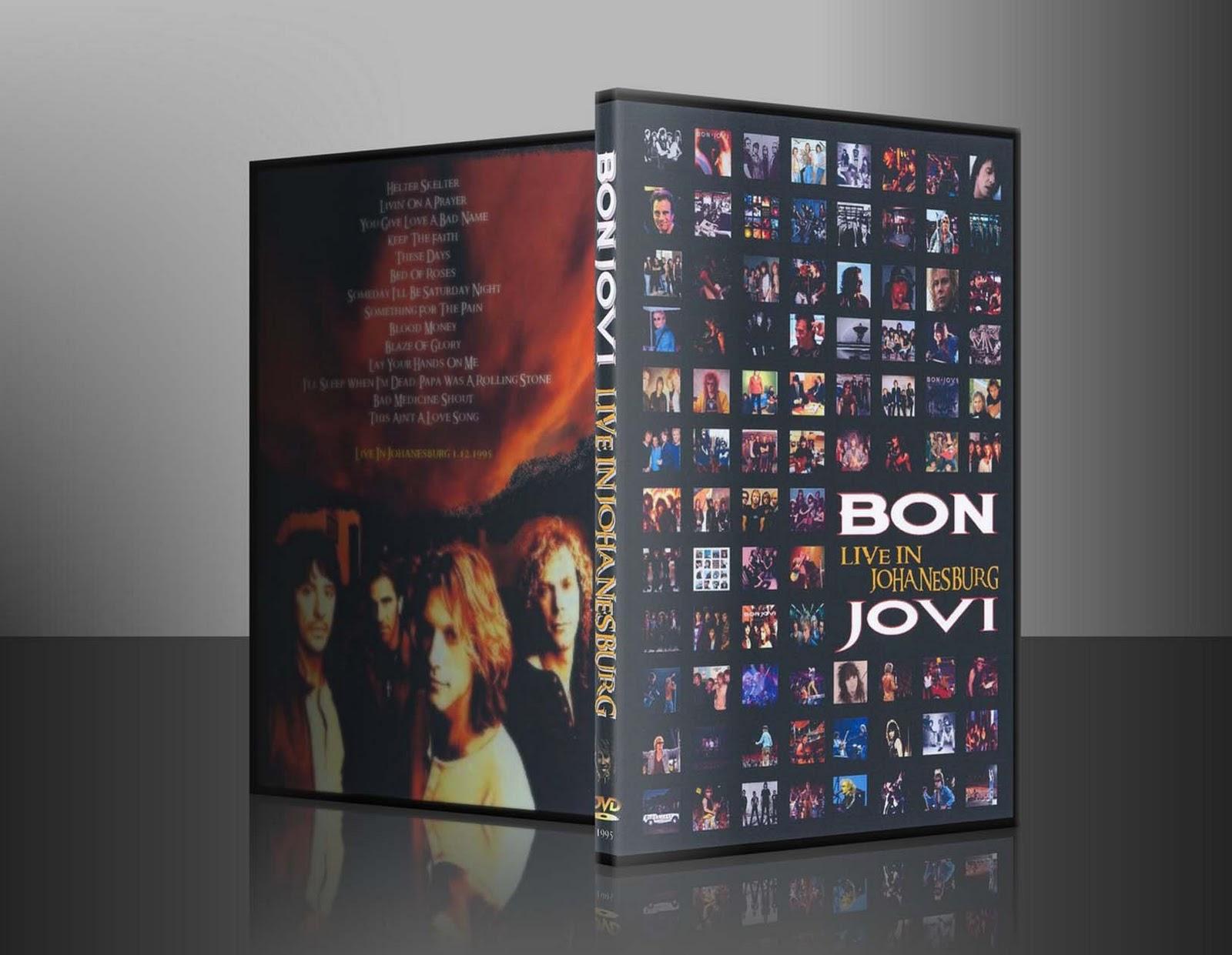 bon jovi these days pdf rar