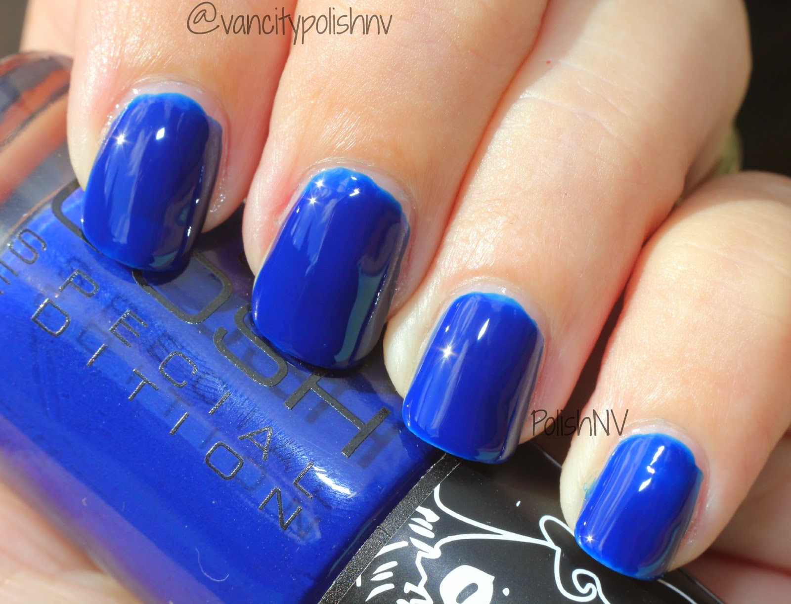 Gosh nail polish Attitude