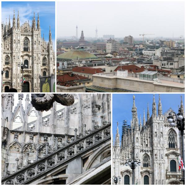 Mailand, Milano, Milan, Fleurcoquet