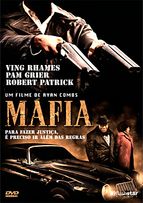 Filme Poster Máfia DVDRip XviD Dual Audio & RMVB Dublado
