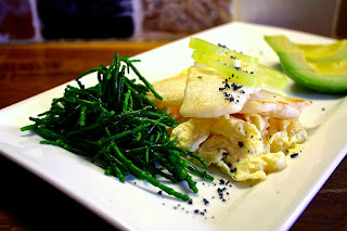 Dover Sole & Scrambled Eggs