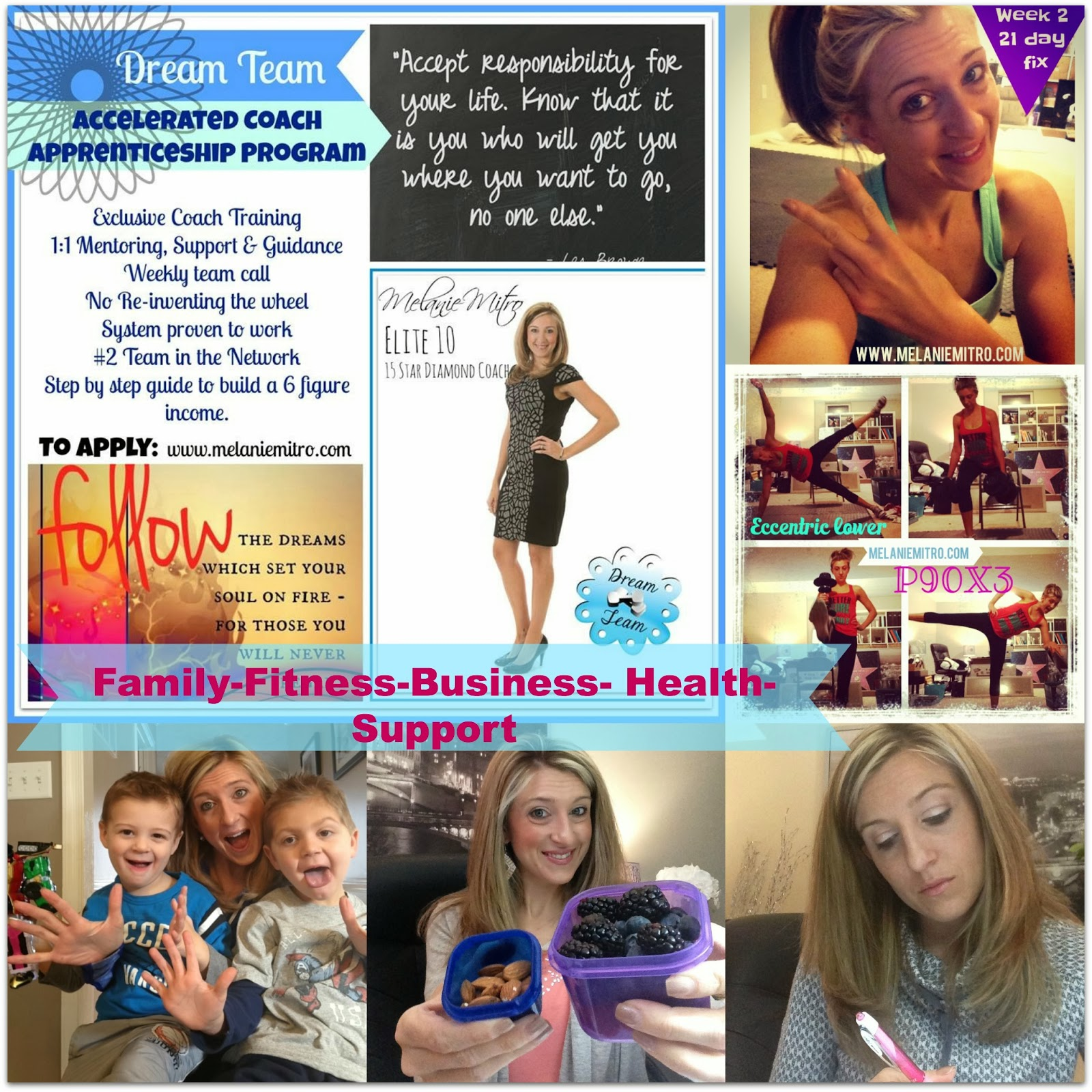 Join a Successful Team Beachbody Business with Normal People like you