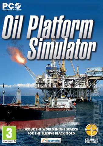 Oil Platform Simulator 2011 PC Full Ingles Descargar 1 Link