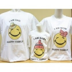 I am smiley family