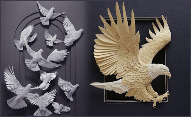 thumbpaper new - Fantabulous Paper Sculptures