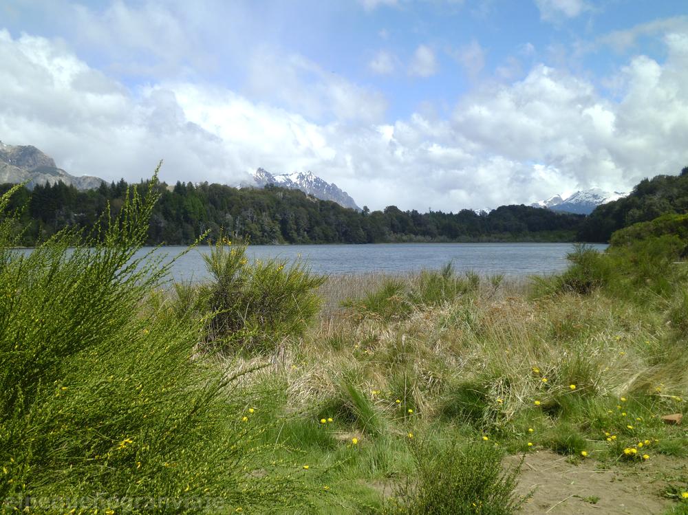 Laguna Trébol, Bariloche, circuito chico
