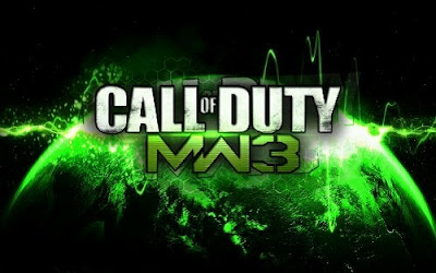 MW3 Wallpaper Illustration