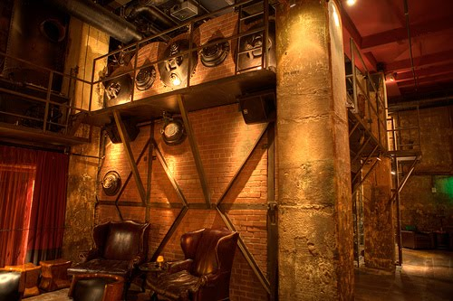 Bilinear art consulting steampunk interiors Steampunk interior