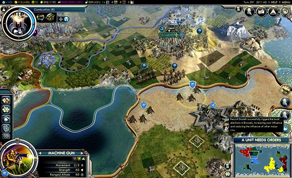 Sid Meier's Civilization V Complete Edition - PROPHET v1.0.3.144 Screenshot 2