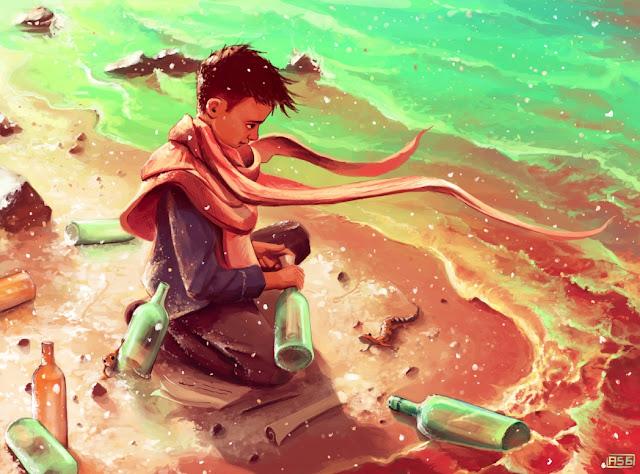 digital art boy,digital art children,aquasixio