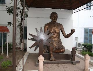 gandhi smriti, birla house delhi india