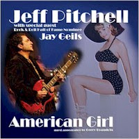 Jeff Pitchell - 2 albums: American Girl / One Day Away