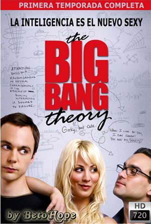 The Big Bang Theory Temporada 1 [720p] [Latino-Ingles] [MEGA]