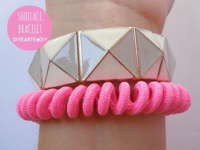 brecelet-shoelace-diy-diyearte-handmade-pulsera-cordon-zapatos-homemade-cordones-jewelry
