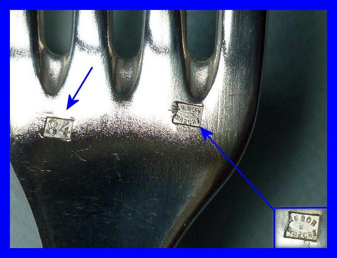 Antiguedades tres puntos diferencia entre plata solida y ba ado en plata - Cuberteria de plata precios ...