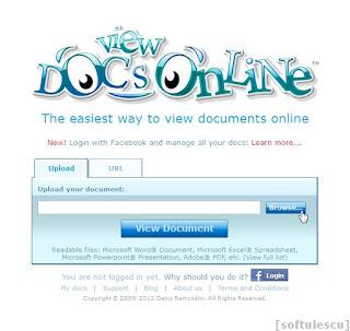 Deschide PDF online rasfoire
