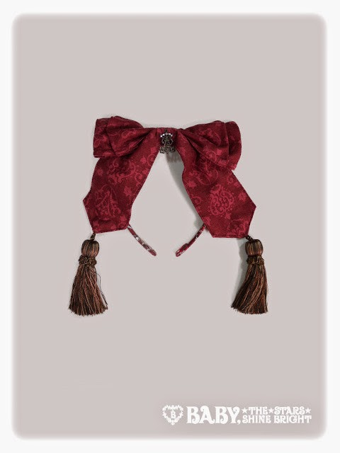 Le Petit Chaperon rouge ~ Maiden of the black forest ~headbow - BTSSB