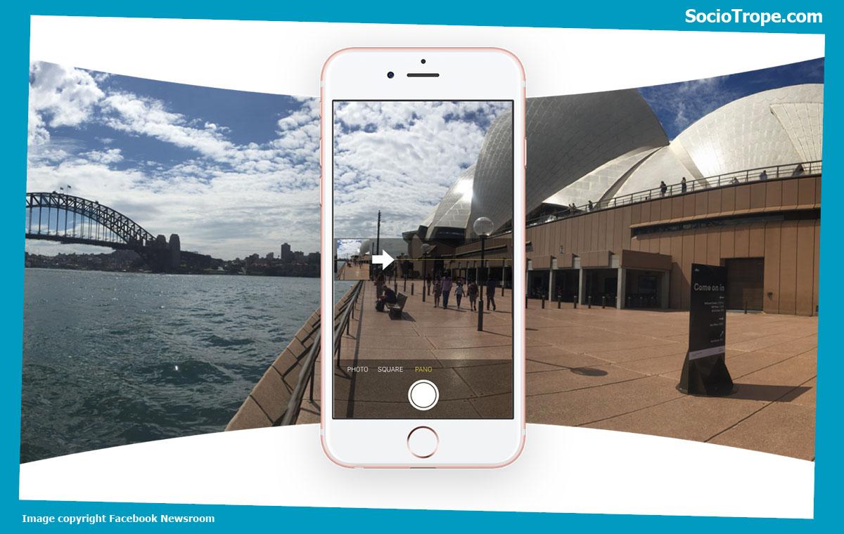 Как сделать фотографию на 360