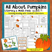 All About Pumpkins- Literacy and Math
