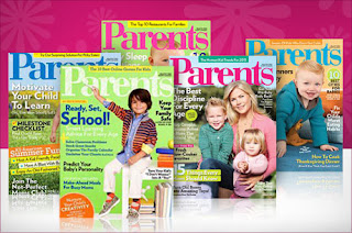 Parents Magazine two-year subscription for $5