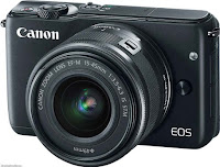 Full Specification and Price Camera CANON Eos M10 2016