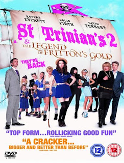 Ver St Trinian's 2: The legend of fritton's gold (2010) Online