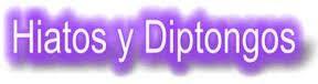 ¿Aún tienes dudas sobre los diptongos?