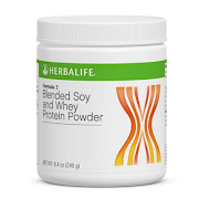 Formula 3 Blended Soy and Whey Protein Powder