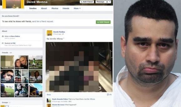 Isteri dibunuh, suami kongsi gambar mayatnya di laman sosial