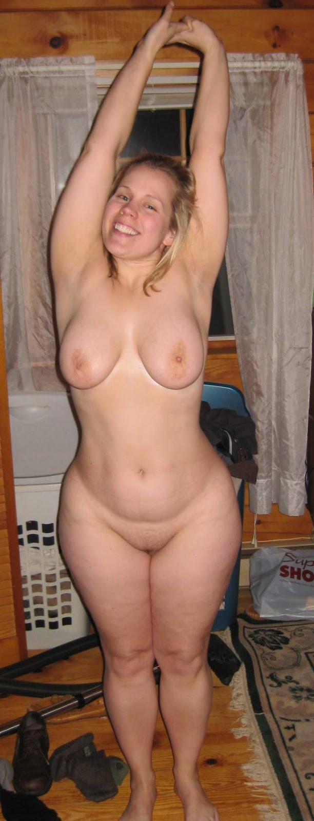 Amateur girls caught nude