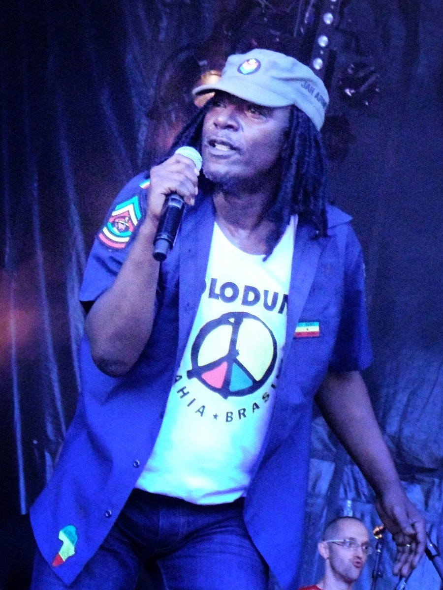 Alpha Blondy 2011