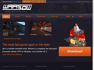 Warsow 1.0, recien salido! el juego que tenes que probar!