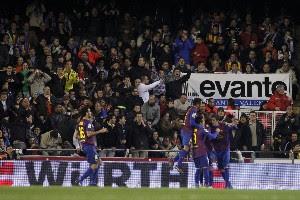 Resultado Partido Valencia Vs Barcelona Copa del Rey