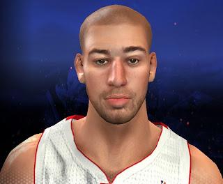 NBA 2K14 Jonas Valanciunas Cyberface Mod