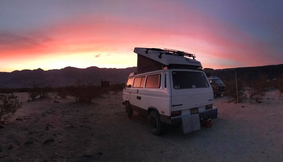 Vanagon Sunset