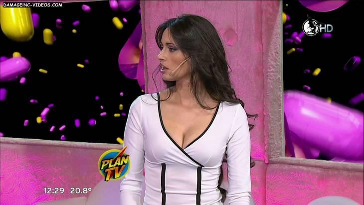 Las tetas de Gabriela Sobrado en Plan TV HD 720p damageinc-videos