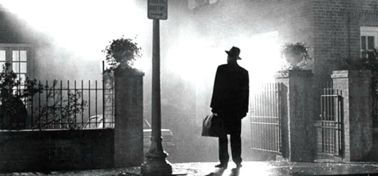 A Vintage Nerd, Classic Film Blog, Old Hollywood Blog, Classic Spooky Films, Vintage Blog, The Exorcist