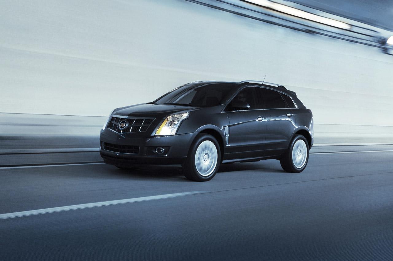 2012 Cadillac Srx Auto Cars Concept