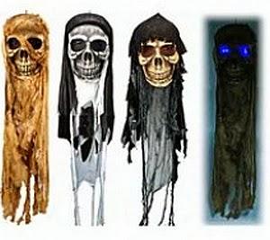 Halloween, Accesorios de Decoración