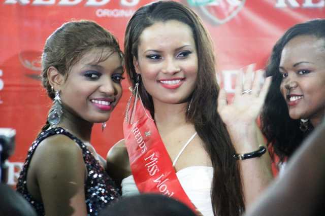 Miss World Tanzania 2012 Lisa Jensen