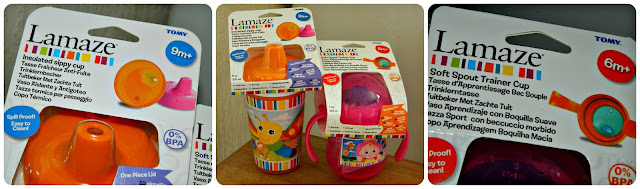 TOMY Lamaze My Friend Emily Freddie the Firefly Baby Toddler Cups