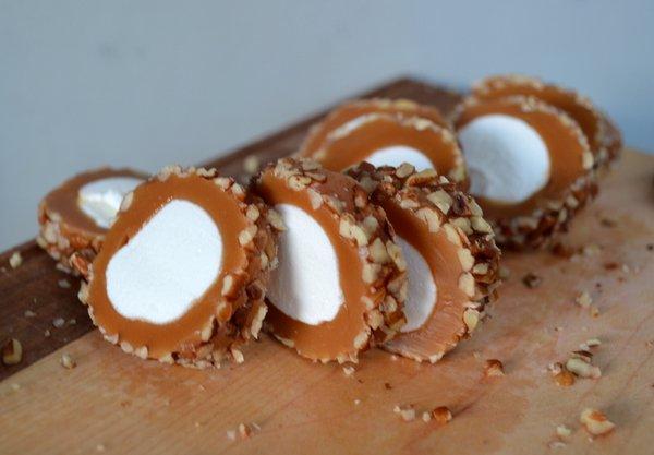 Microwave Caramel Pecan Rolls Recipe — Dishmaps