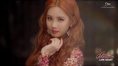 Seohyun SNSD Lion Heart