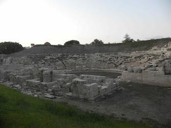 Α' αρχαίο θέατρο Λάρισας
