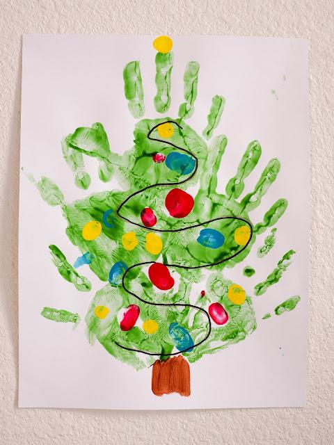 how to make big christmas tree