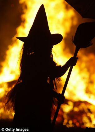 Witches Arrested After 'Falling From Flying Baskets'